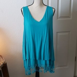 Lane Bryant Sleeveless Tunic